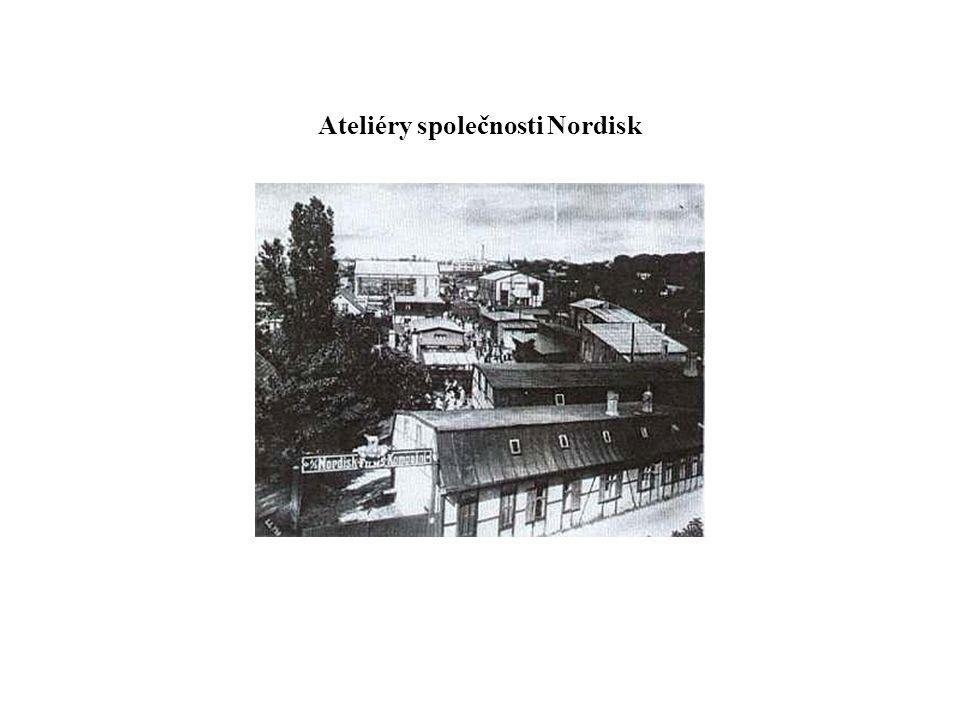 Ateliéry společnosti Nordisk