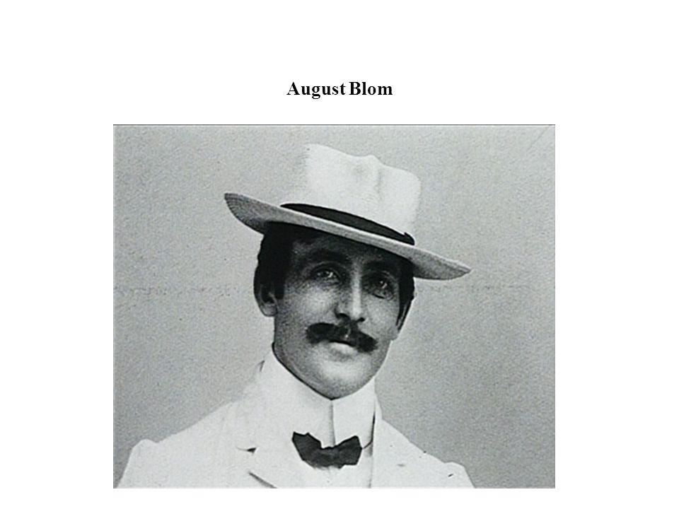 August Blom