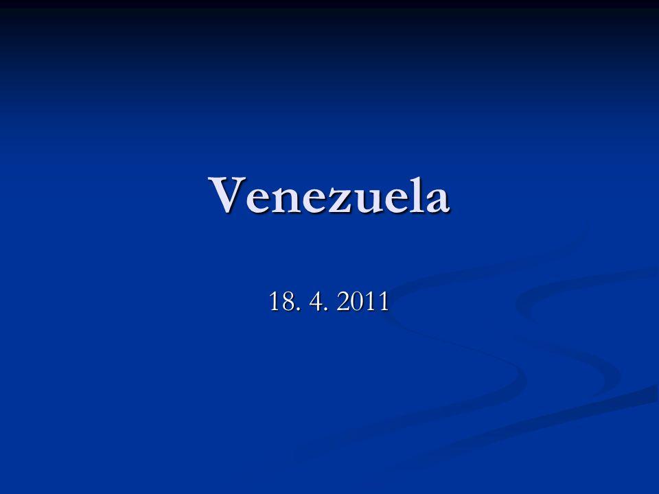 Venezuela 18. 4. 2011