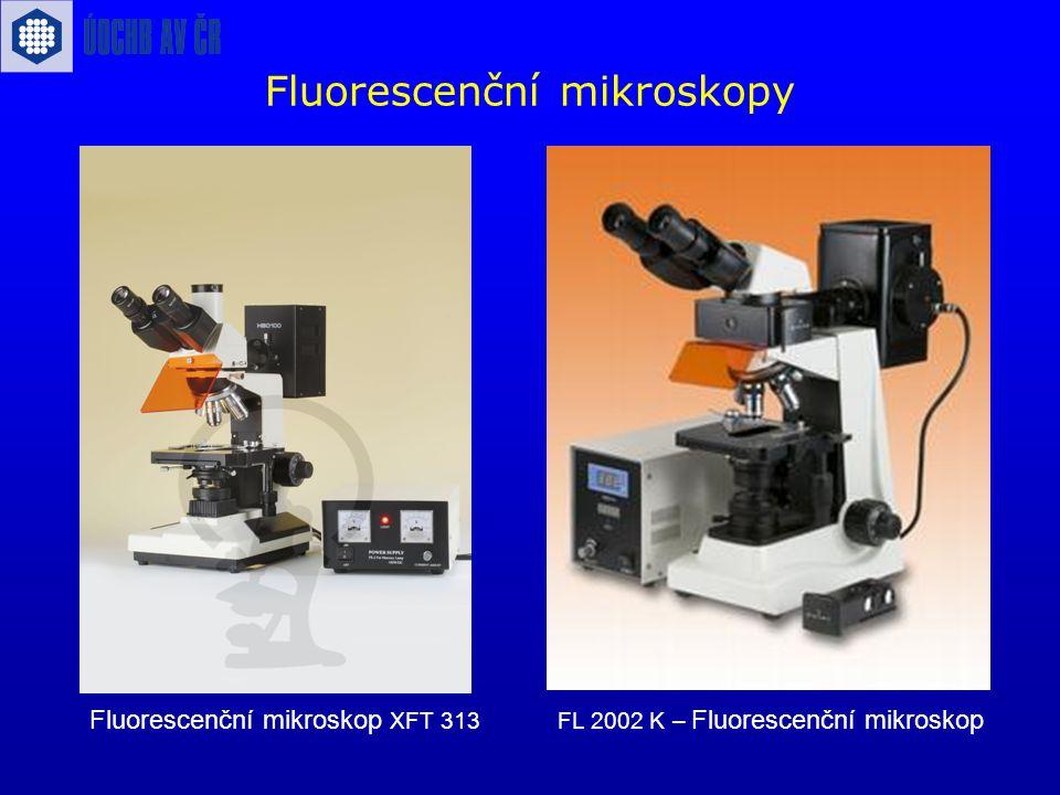 Fluorescenční mikroskopy FL 2002 K – Fluorescenční mikroskopFluorescenční mikroskop XFT 313