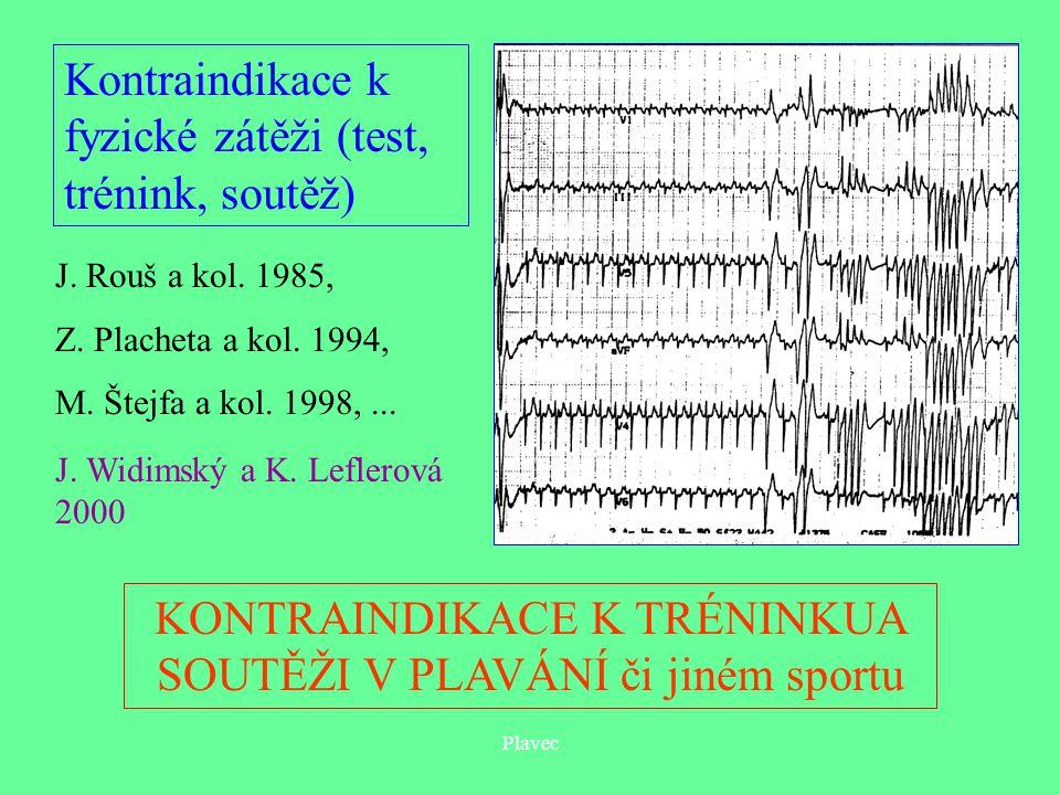Plavec J.Rouš a kol. 1985, Z. Placheta a kol. 1994, M.
