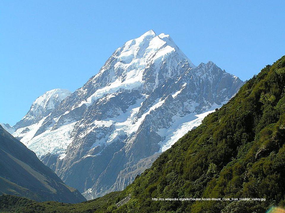 http://cs.wikipedia.org/wiki/Soubor:Aoraki-Mount_Cook_from_Hooker_Valley.jpg