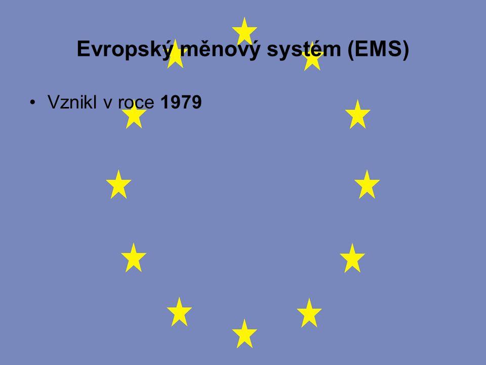 Rozšíření a výstup z EU 1973 - Dánsko, Irsko, Spojené království 1981 - Řecko 1986 - Španělsko, Portugalsko 1990 - Východní Německo 1985 Grónsko opustilo ES