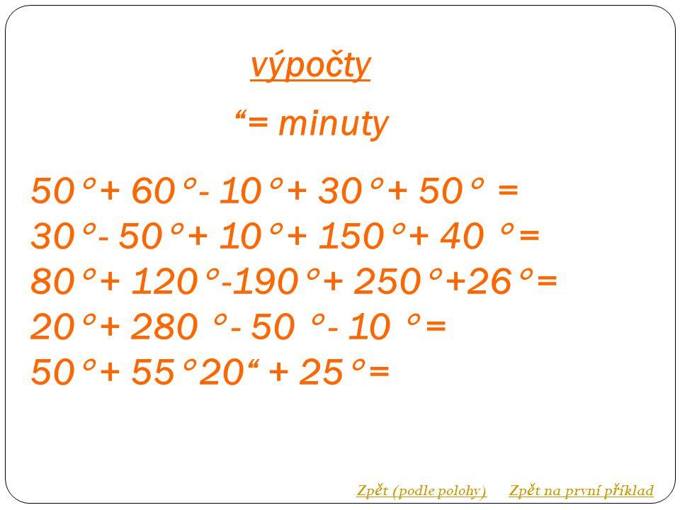 50  + 60  - 10  + 30  + 50  = 30  - 50  + 10  + 150  + 40  = 80  + 120  -190  + 250  +26  = 20  + 280  - 50  - 10  = 50  + 55  20
