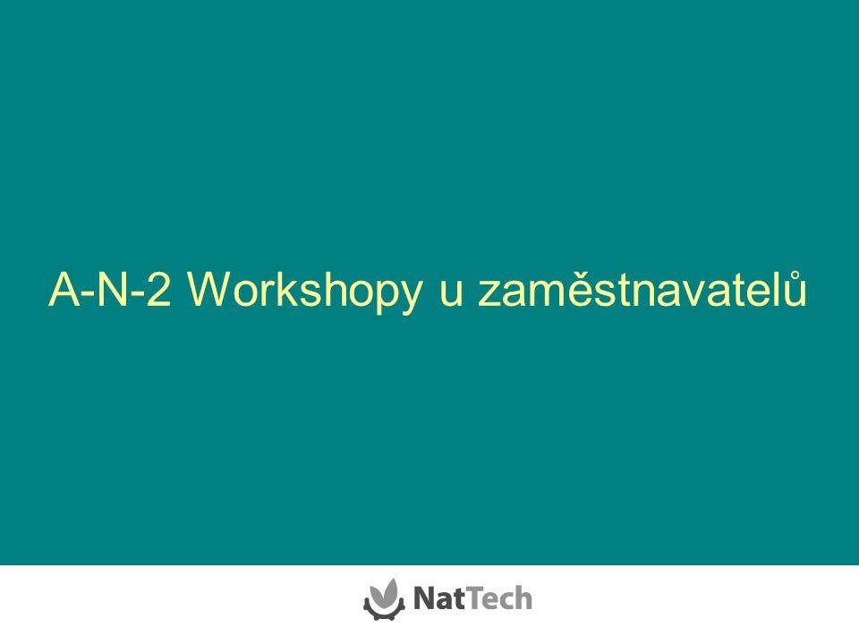 A-N-2 Workshopy u zaměstnavatelů