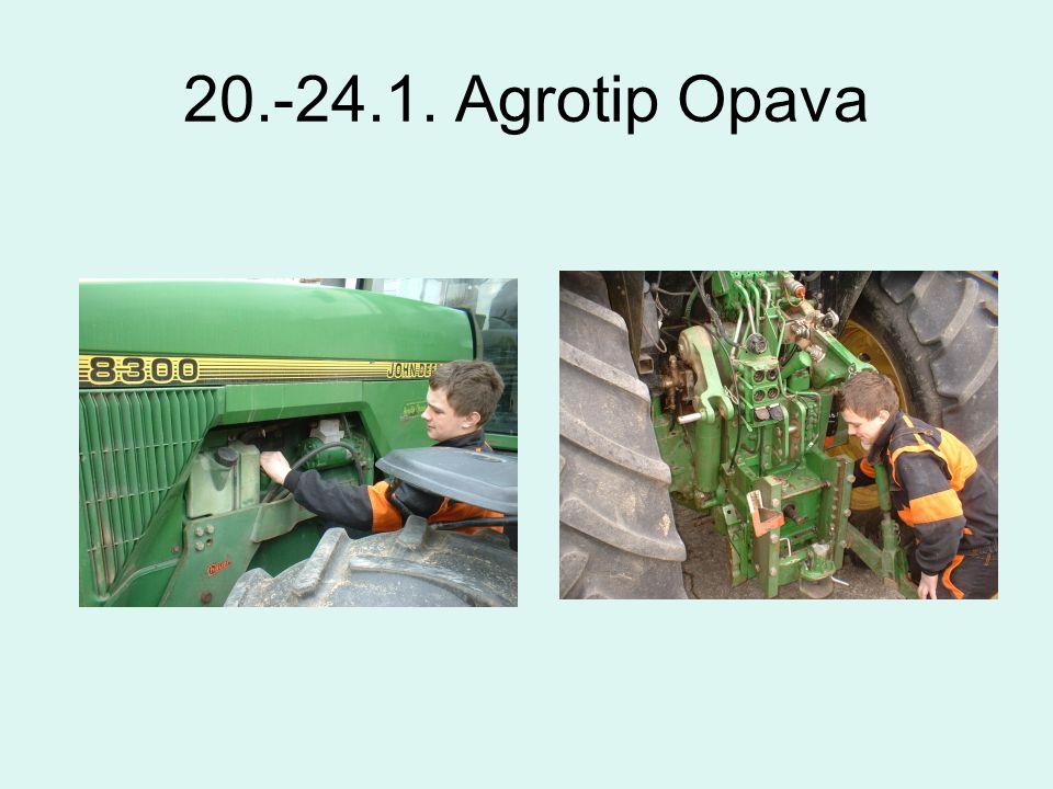 20.-24.1. Agrotip Opava
