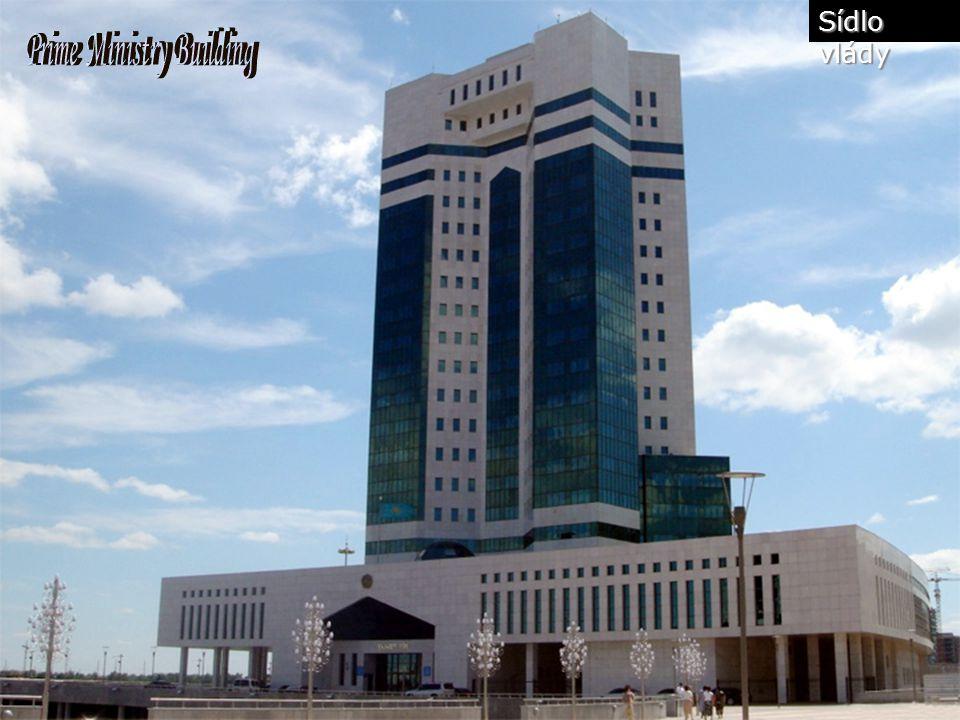Budova mezinárodního letiště