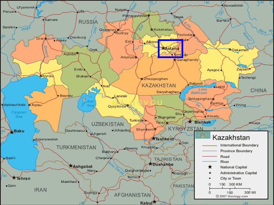 Kazachstán disponuje zhruba 21% světových zásob uranu a v těžbě uranové rudy je světovou jedničkou (na druhé příčce je Kanada, která předtím vedla žebříček 17 let).