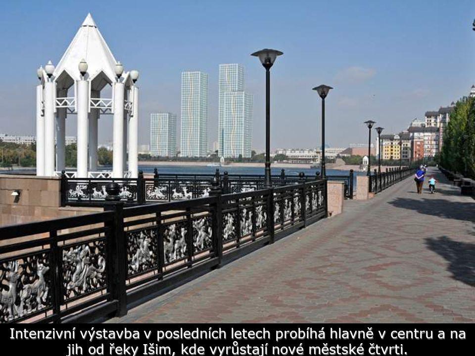 Islámské centrum bylo postaveno v roce 2005 a bylo sponzorováno Emírem Kataru.