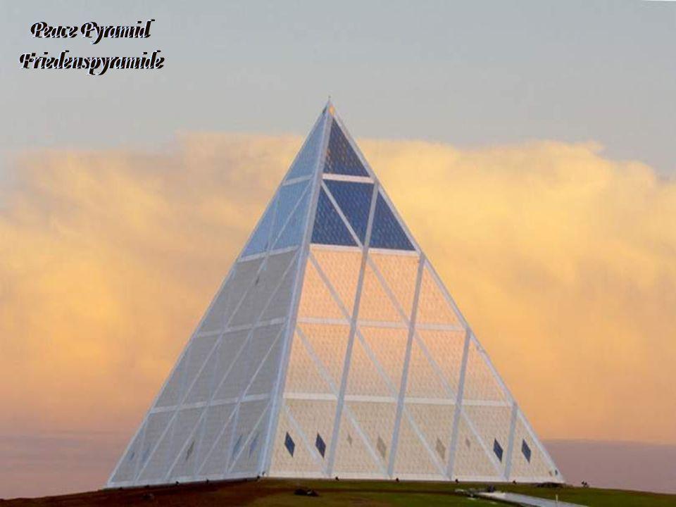 Palác míru a souladu (Pyramida)