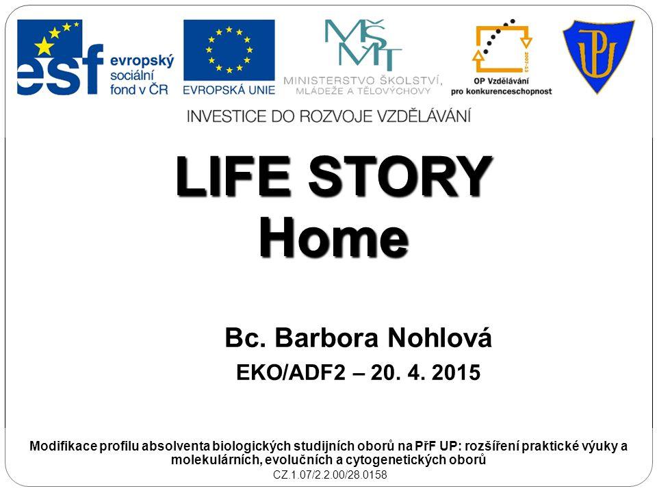 Bc.Barbora Nohlová EKO/ADF2 – 20. 4.