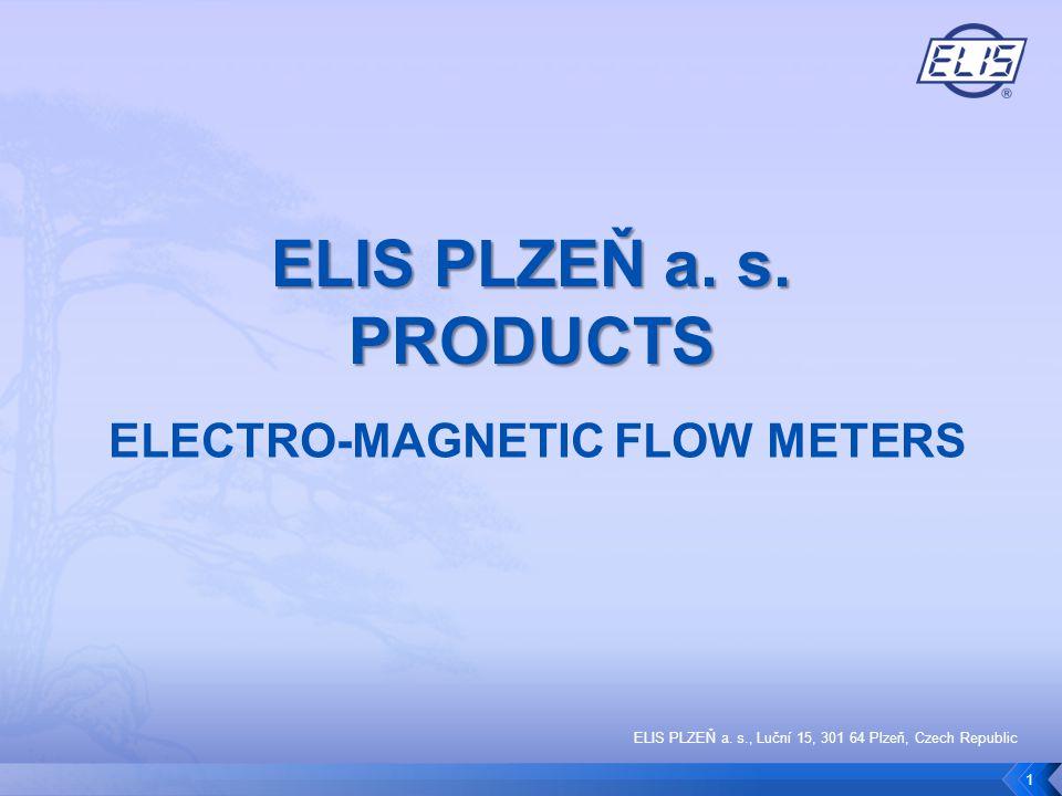 FLONET FF10XX.1 12 ELIS PLZEŇ a. s., Luční 15, 301 64 Plzeň, Czech Republic