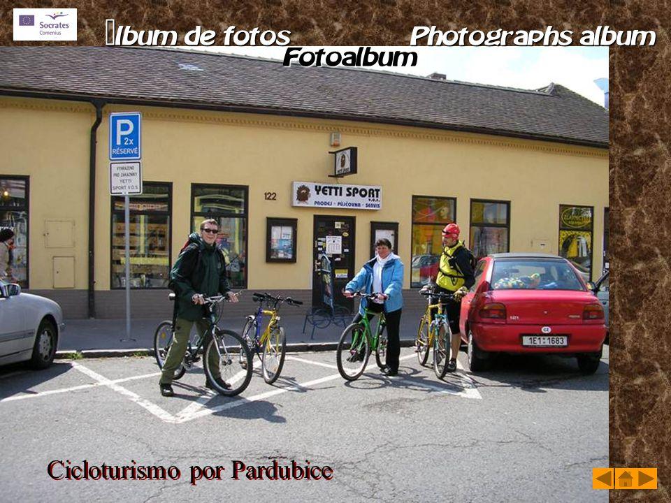       Cicloturismo por Pardubice