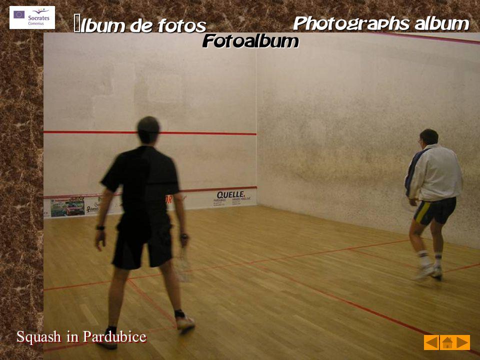       Squash in Pardubice