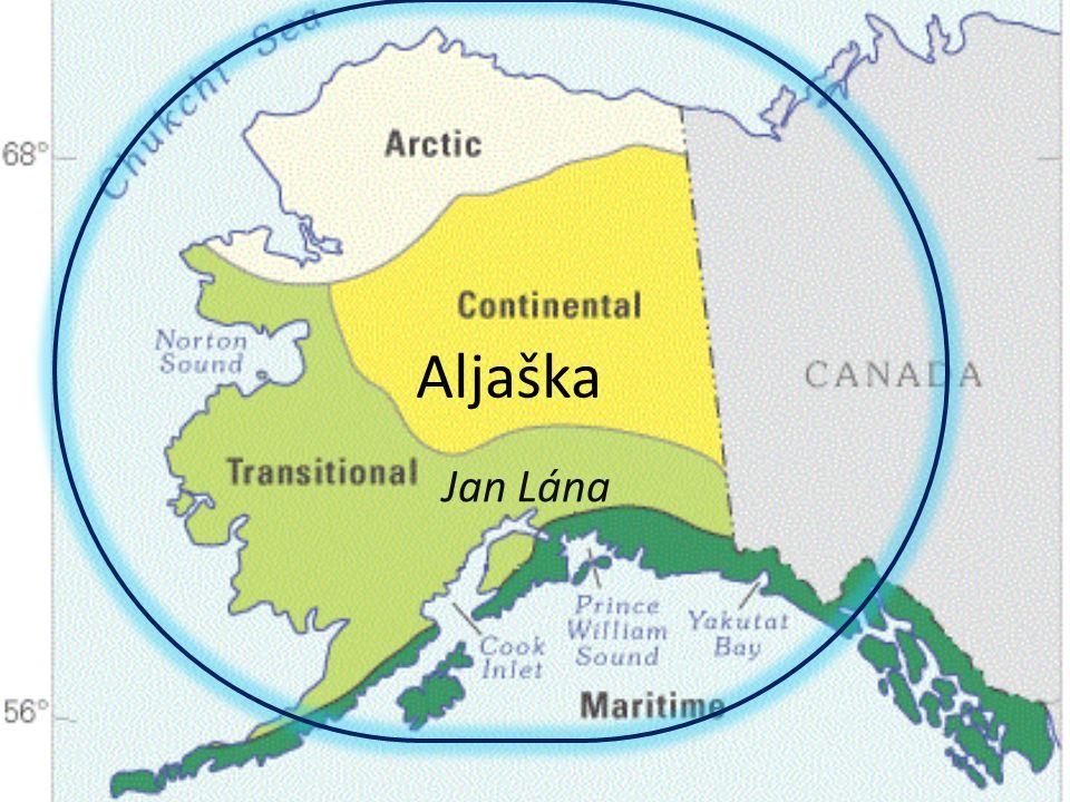 Aljaška Jan Lána