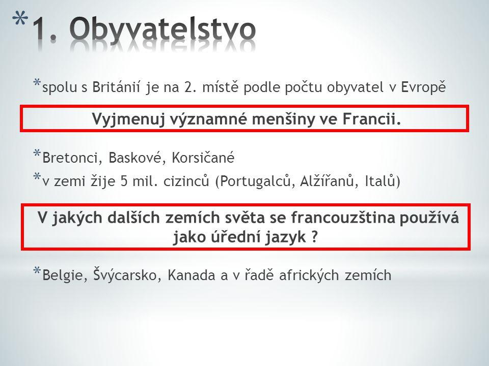 * Francouzky se po Japonkách dožívají nejvyššího věku Zdroj: Martin Vrzala, 2008