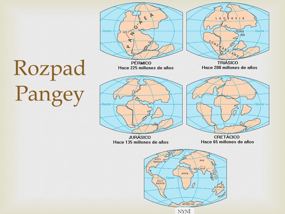  VYMÍRÁNÍ V KŘÍDĚ  na konci druhohor se v souvislosti s alpinsko – himalájským vrásněním a doprovodnou sopečnou činností výrazně měnily životní podmínky  velcí plazi se nebyli schopni přizpůsobit rychle se měnícím podmínkám  vše završil dopad velkého asteroidu do oblasti dnešního Mexika (Yucatan)- vznikl oblak prachu, náhle se výrazně ochladilo a téměř zanikl život na Zemi