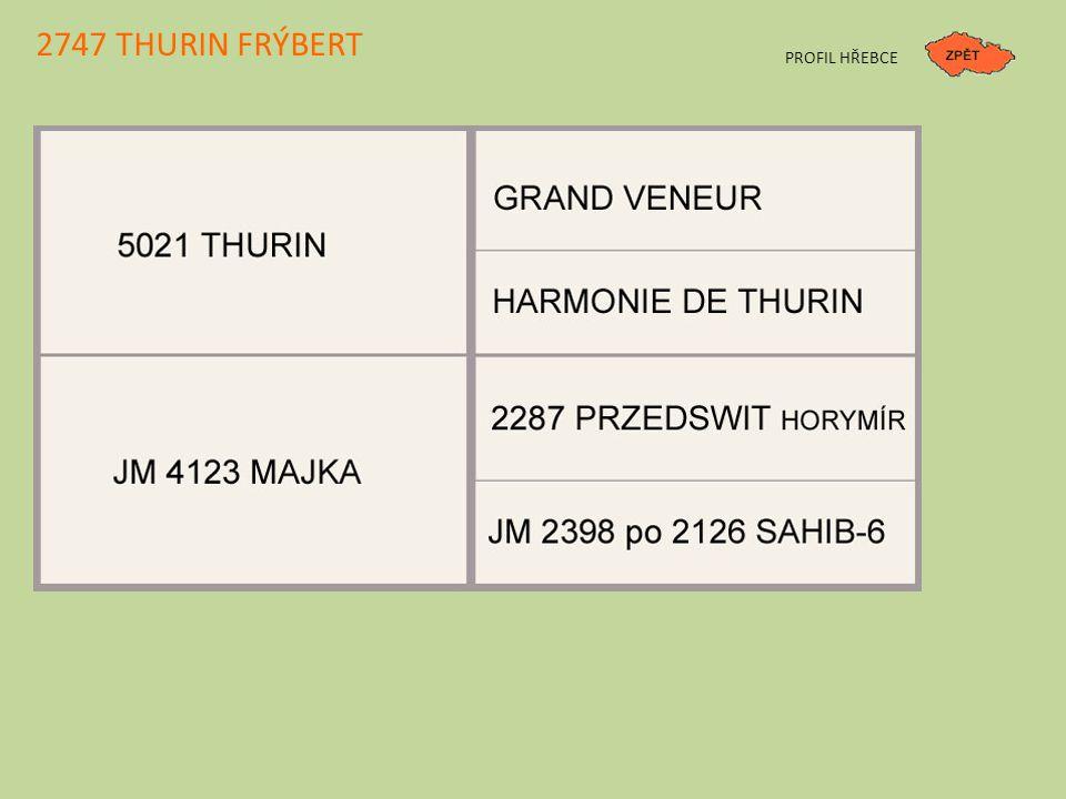 2747 THURIN FRÝBERT PROFIL HŘEBCE