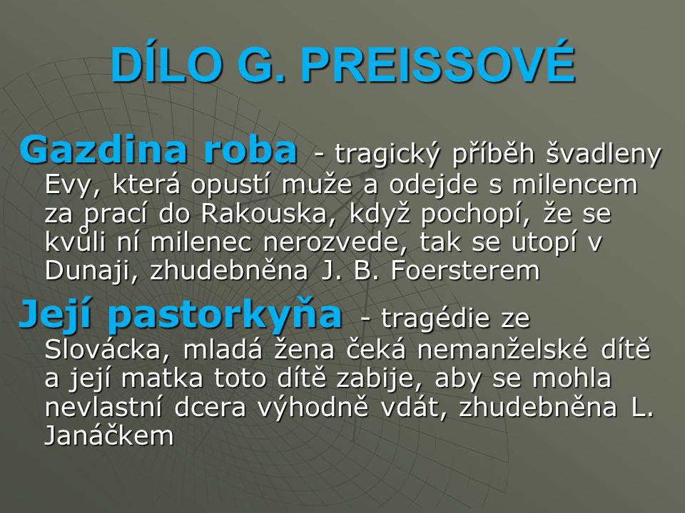 DÍLO G.