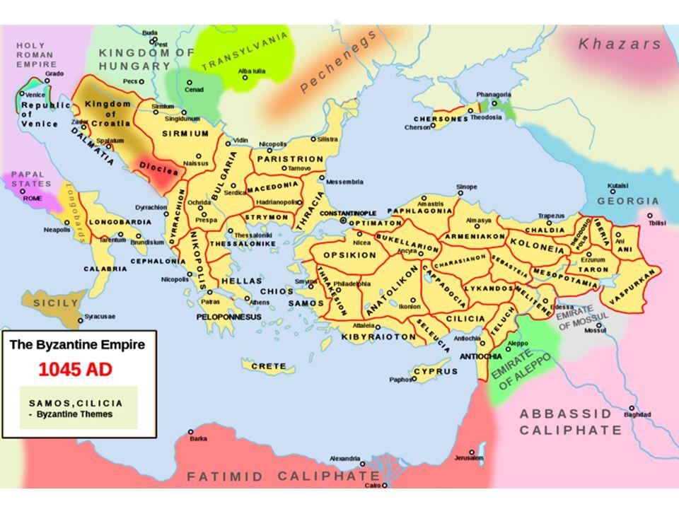 SELDŽUCKÁ ŘÍŠE 1.Polomytický Seldžuk Beg – přivedl Turky ze střední Asie (Chorezm) 2.Zakladatel říše Torgul Beg (vnuk) 1037 - 1063 3.Alp Arslan 1063 -