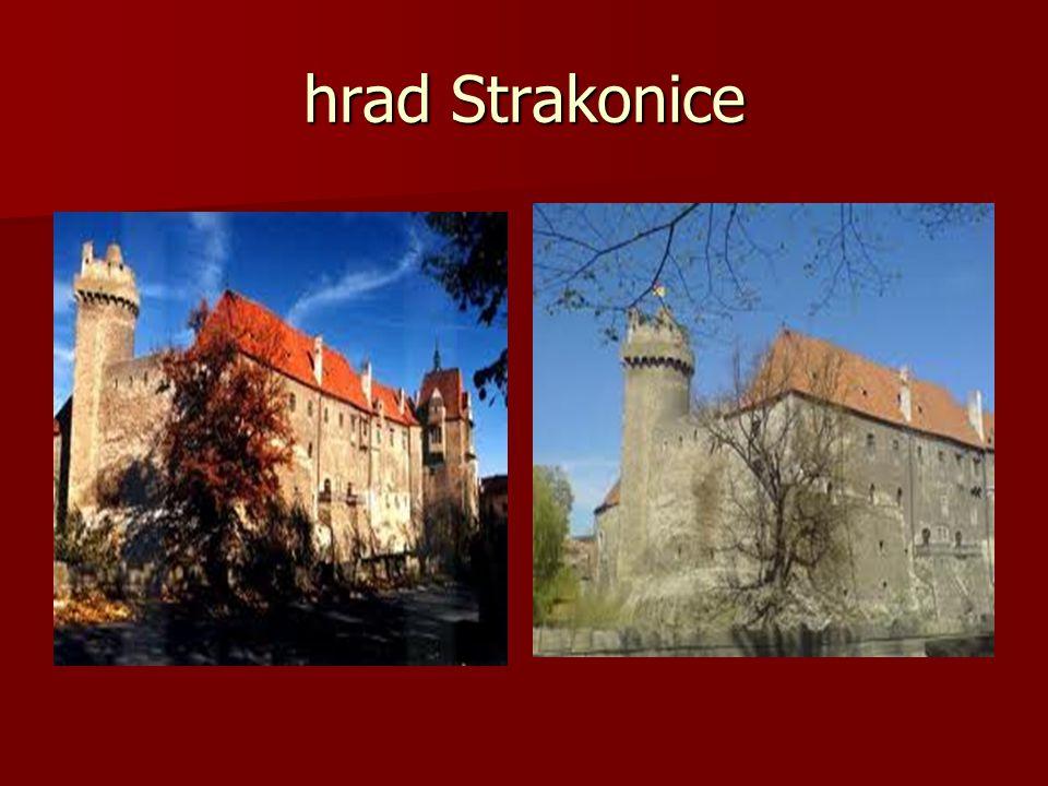 hrad Strakonice