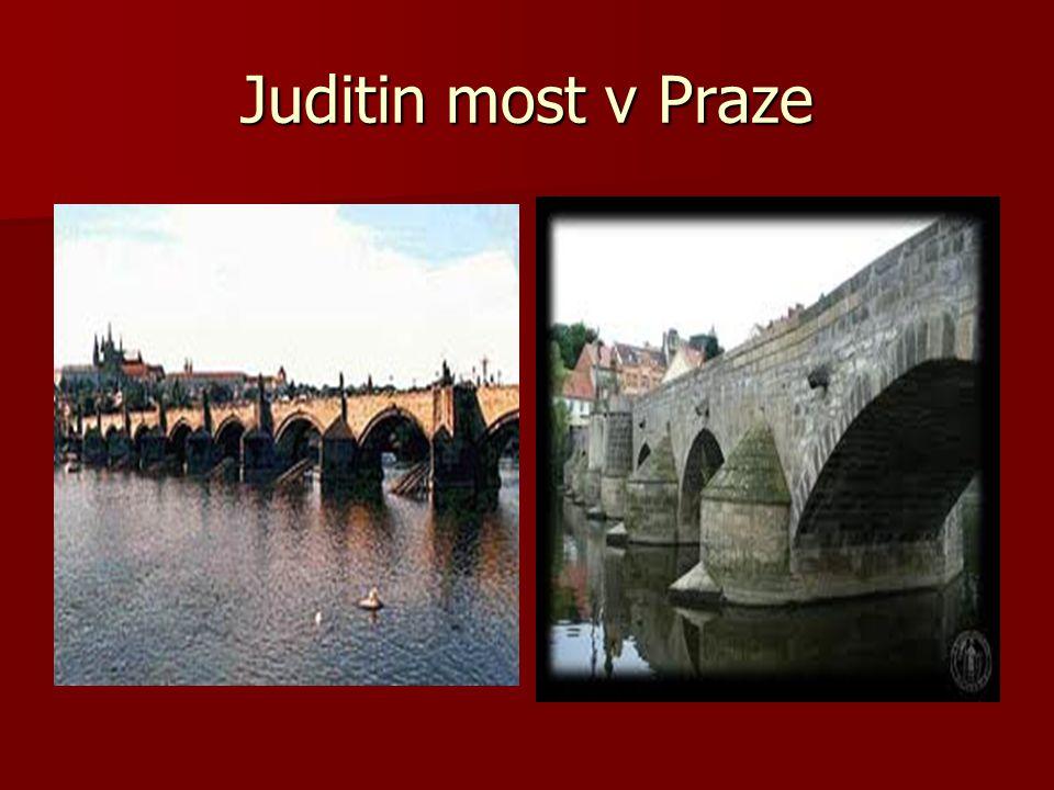 Juditin most v Praze