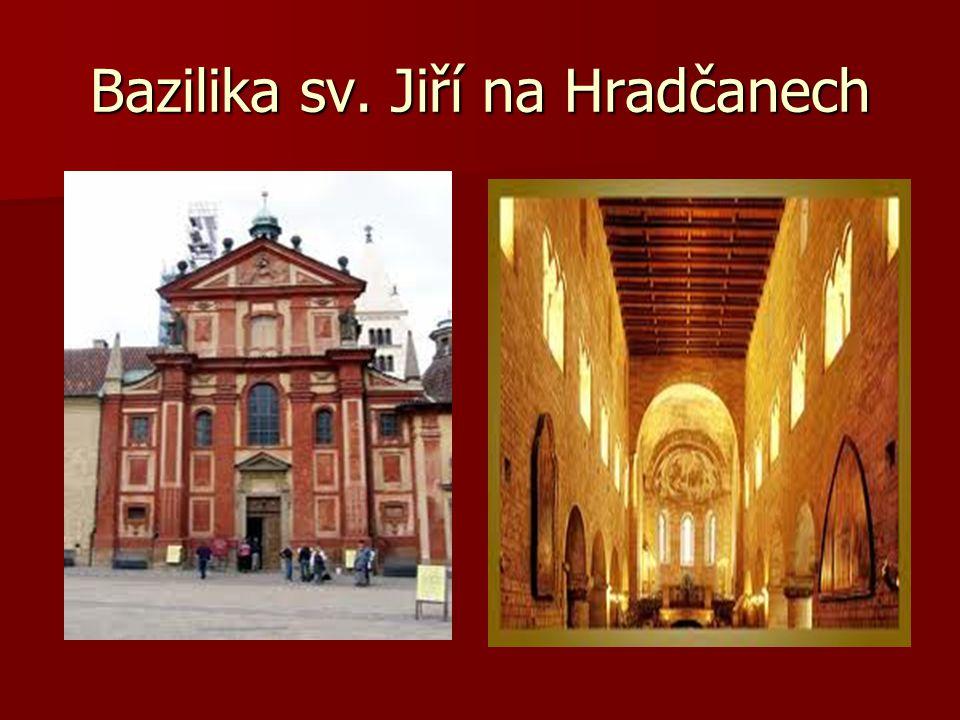 Bazilika sv. Jiří na Hradčanech