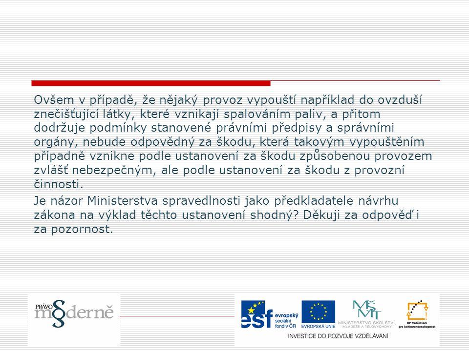 """Ministr Jiří Pospíšil: """"K panu poslanci Burešovi."""
