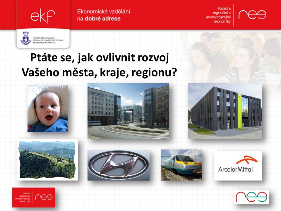 Ptáte se, jak ovlivnit rozvoj Vašeho města, kraje, regionu