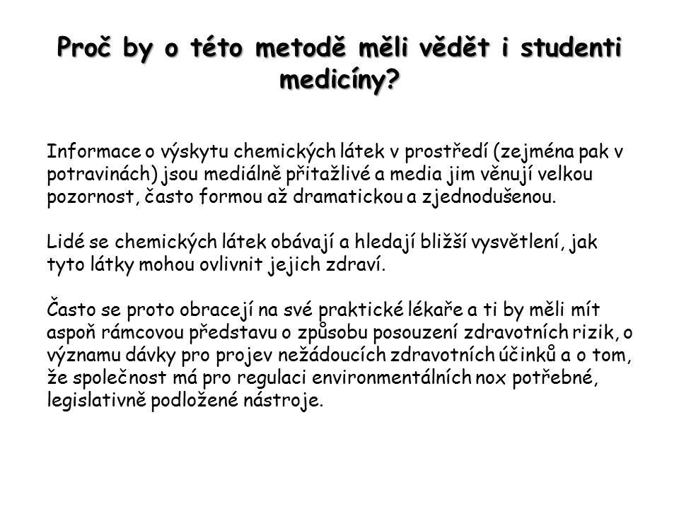 Proč by o této metodě měli vědět i studenti medicíny.