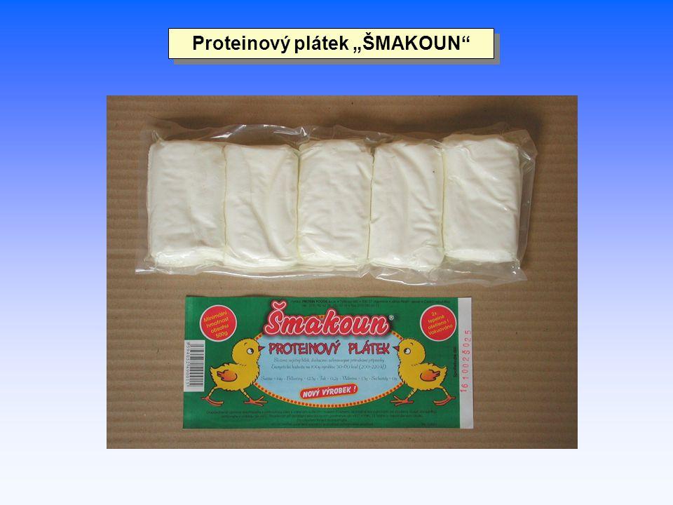 """Proteinový plátek """"ŠMAKOUN"""""""