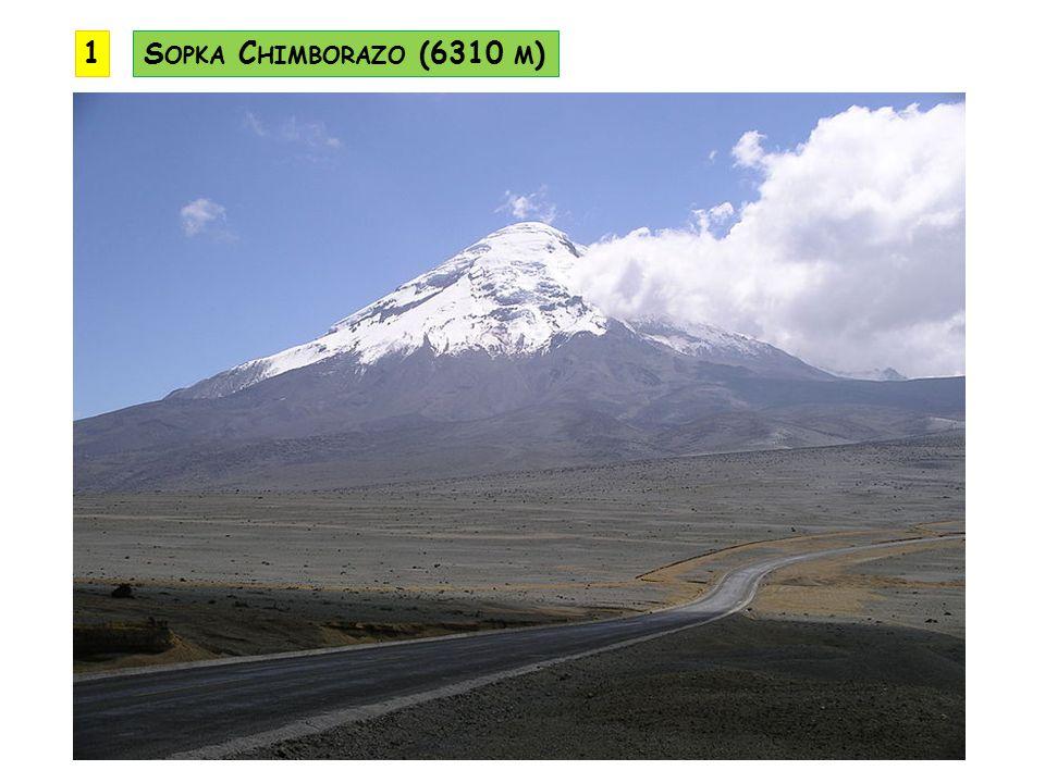 S OPKA C HIMBORAZO (6310 M )1
