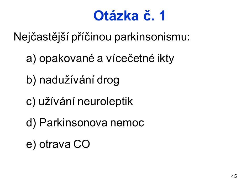 45 Otázka č.