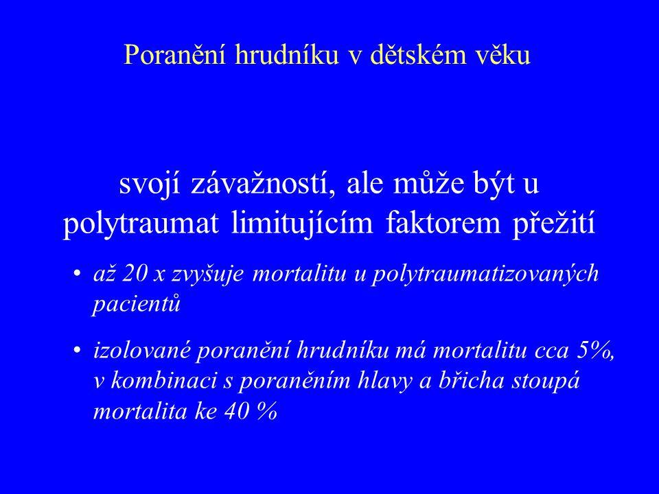 Poranění pankreatu * Méně časté, zato s vyšší mortalitou a morbiditou * Kontuze…lacerace s/bez porušením pankreatického vývodu * USG, CT, ERCP, MRCP * Při poranění duktu je možné zavedení stentu Poranění břicha v dětském věku