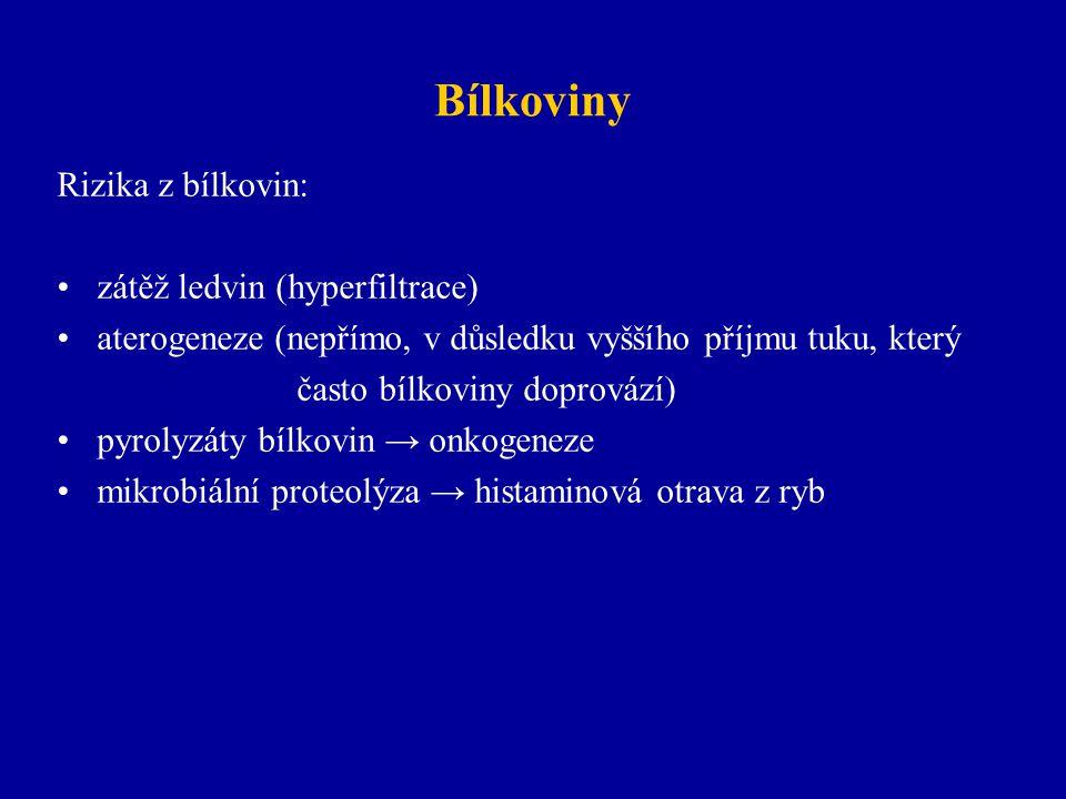 Normální hladiny plasmatických lipidů Primární prevenceSekundární prevence Celkový cholesterol (mmol/l) < 5,0< 4,5 LDL – cholesterol (mmol/l) < 3,0< 2,5 HDL – cholesterol (mmol/l) > 1,0 (muži) > 1,2 (ženy) Triacylglyceroly (mmol/l) < 1,7 Doporučení Evropské společnosti pro aterosklerózu a Evropské kardiologické společnosti