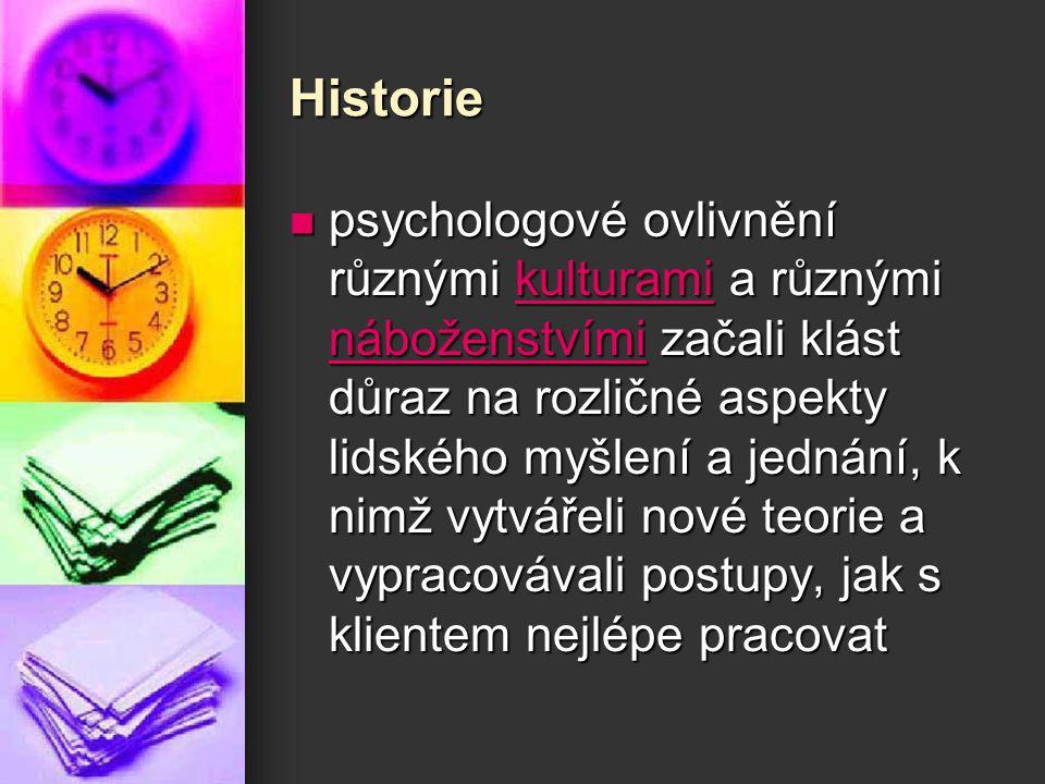Dynamická psychoterapie egopsychologie self psychologie teorie vazby