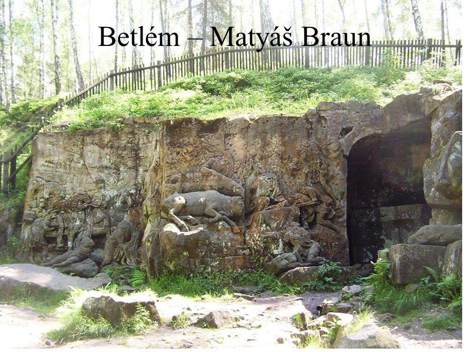 Betlém – Matyáš Braun