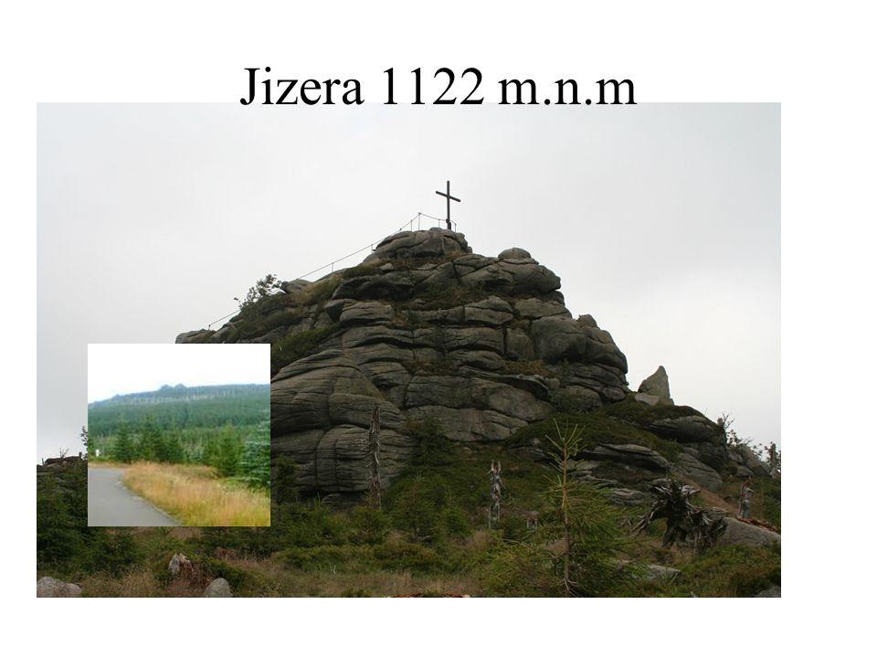 Smrk 1124 m.n.m