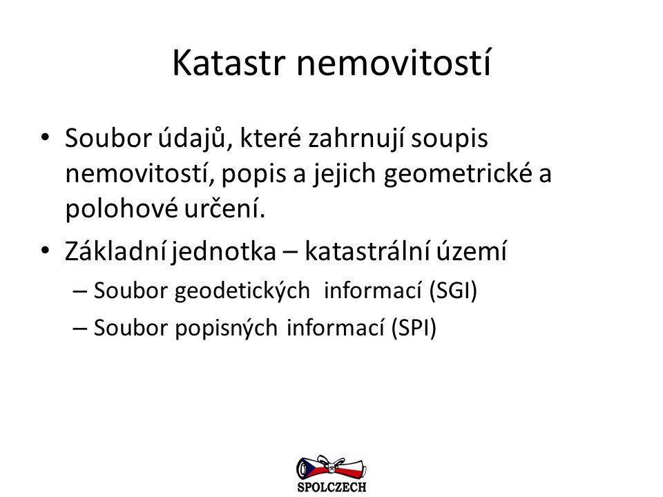 Výpisy z katastru vydávají Katastrální úřad Notáři Krajské úřady Obecní úřady Zastupitelské úřady stanovené prováděcím právním předpisem, Česká pošta Hospodářská komora ČR.