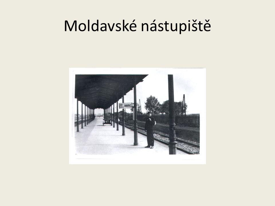 Moldavské nástupiště
