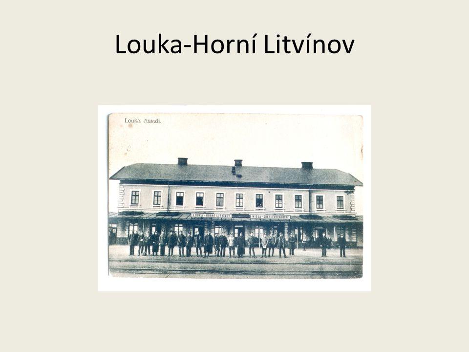 Louka-Horní Litvínov