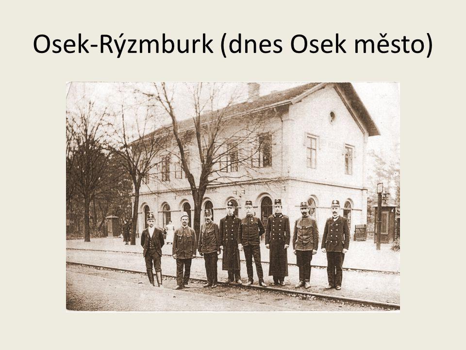 Osek-Rýzmburk (dnes Osek město)