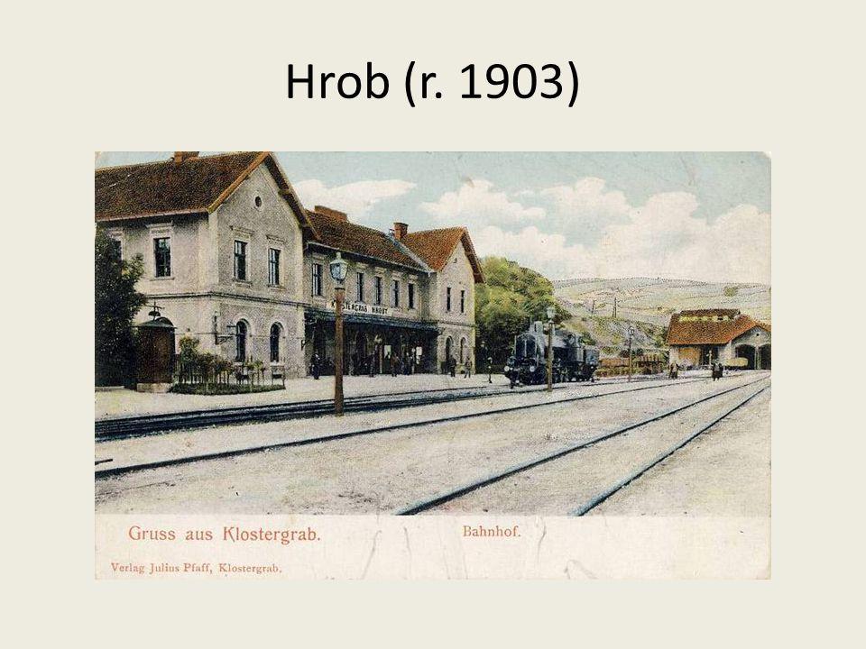 Hrob (r. 1903)