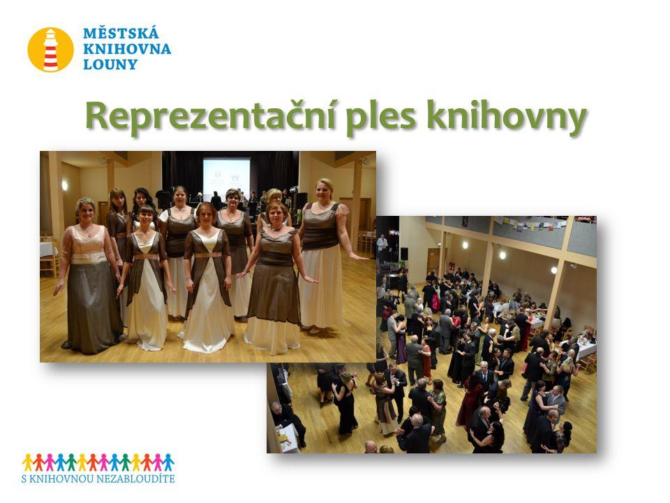 Reprezentační ples knihovny