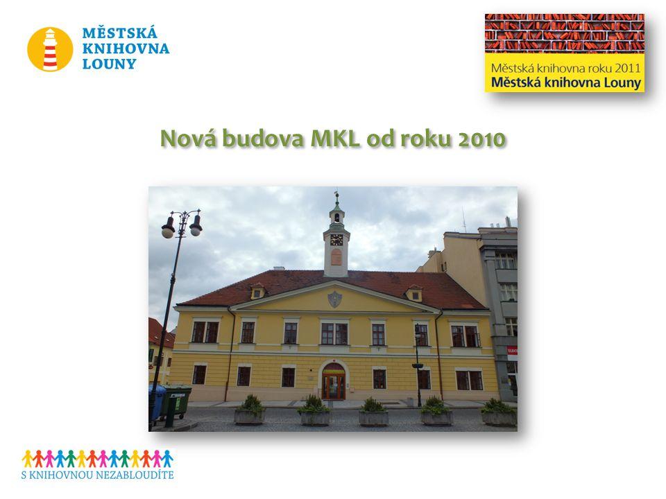 Nová budova MKL od roku 2010