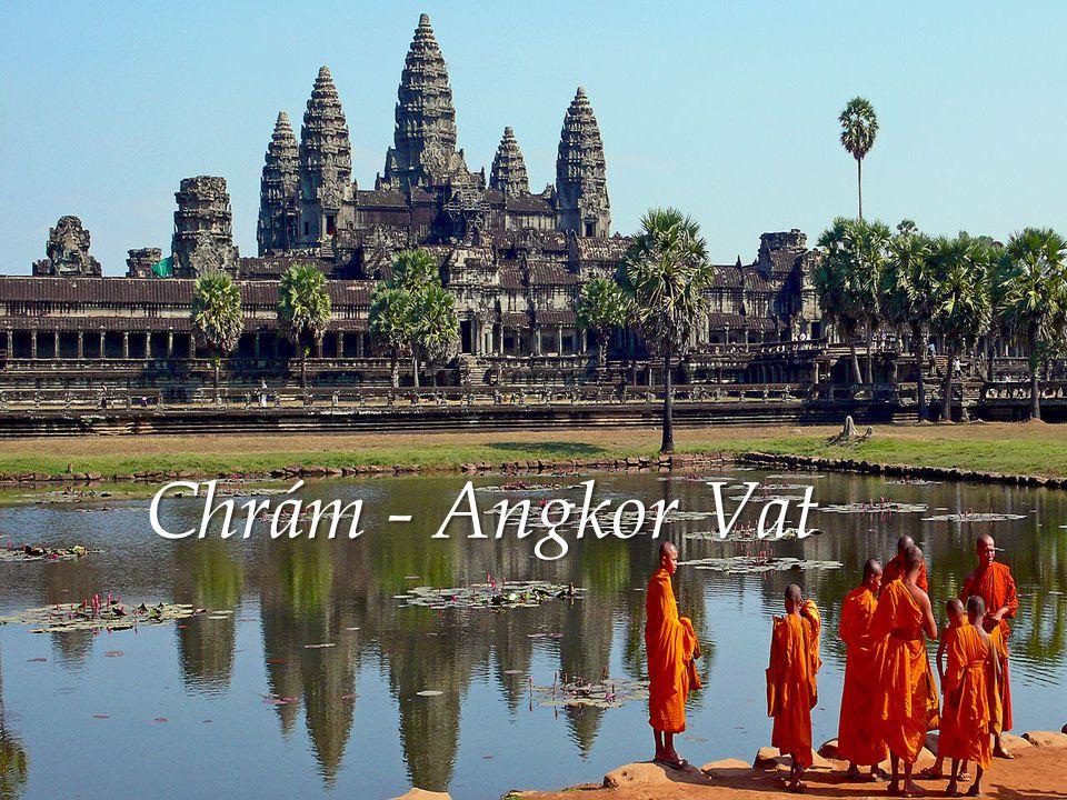  Chrám - Angkor Vat