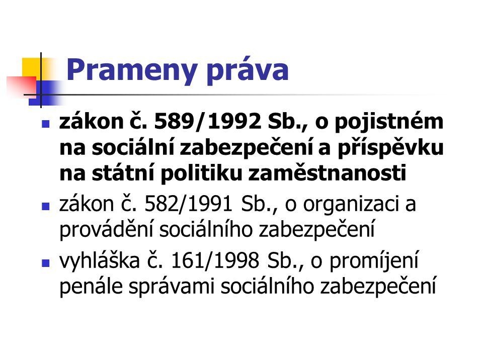 Prameny práva zákon č.