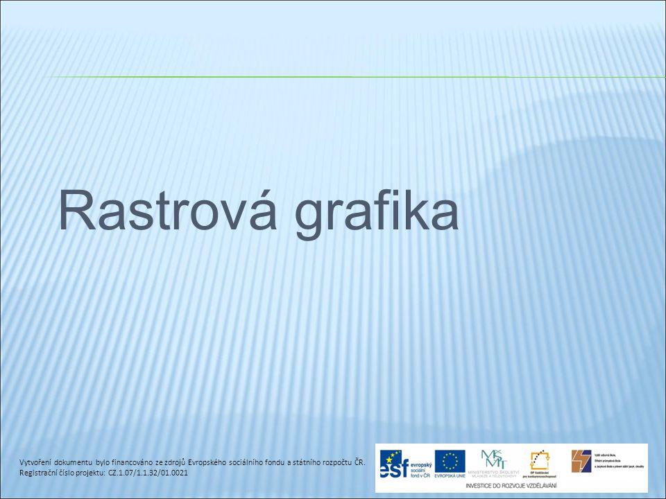 Vytvoření dokumentu bylo financováno ze zdrojů Evropského sociálního fondu a státního rozpočtu ČR.