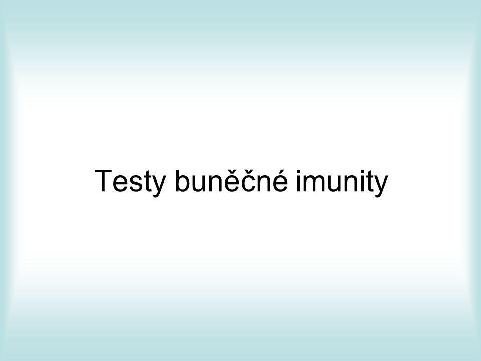 Testy buněčné imunity