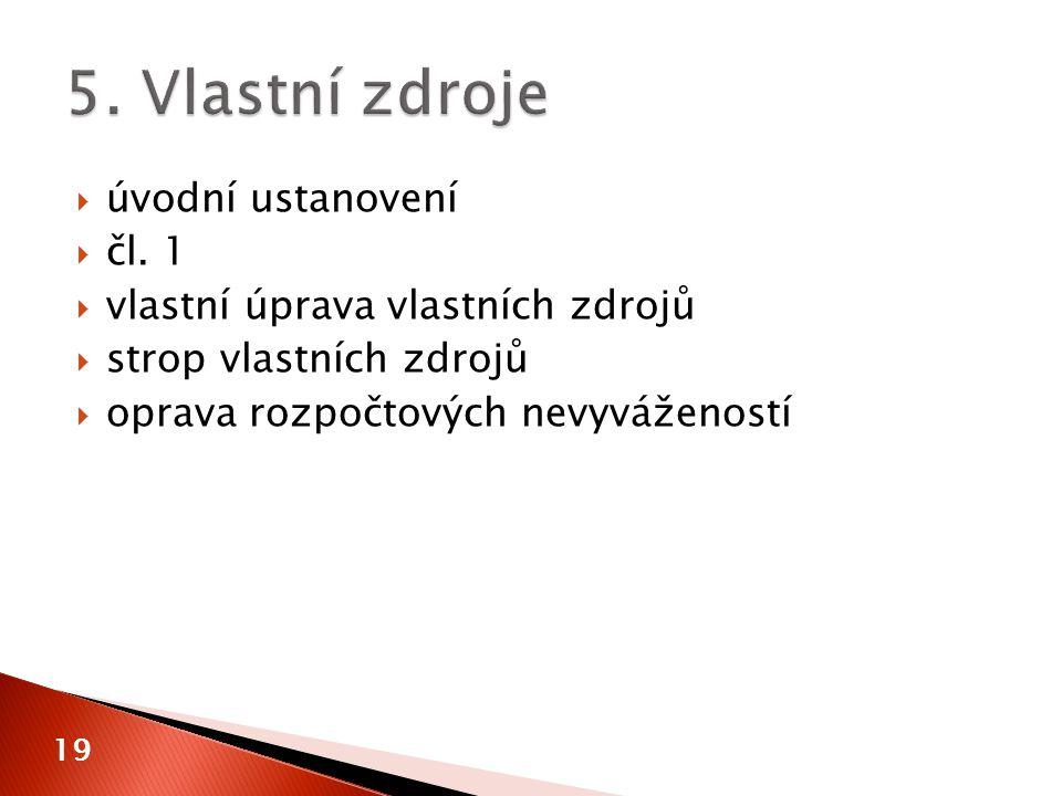  úvodní ustanovení  čl.